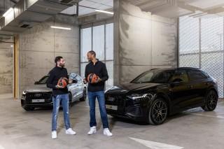 Entrega coches RM baloncesto 2020-21