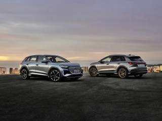 Audi Q4 50 e-tron quattro / Audi Q4 50 e-tron quattro Edition On