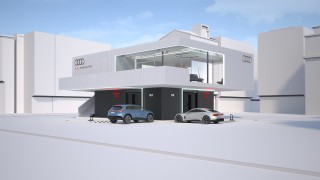 Audi pilots concept for quick charging