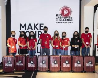 Ganadores Audi Creativity Challenge