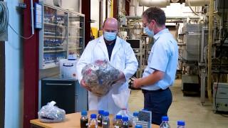 Reciclaje quimico de plastico