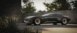 Audi skysphere concept: abierto al futuro